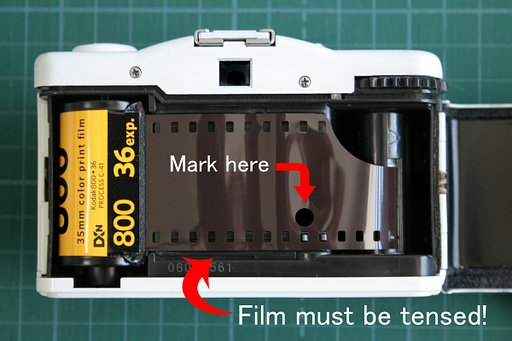 Tipster: How to Take Symmetrical Images with Exposing Both Sides of the Film (EBS)