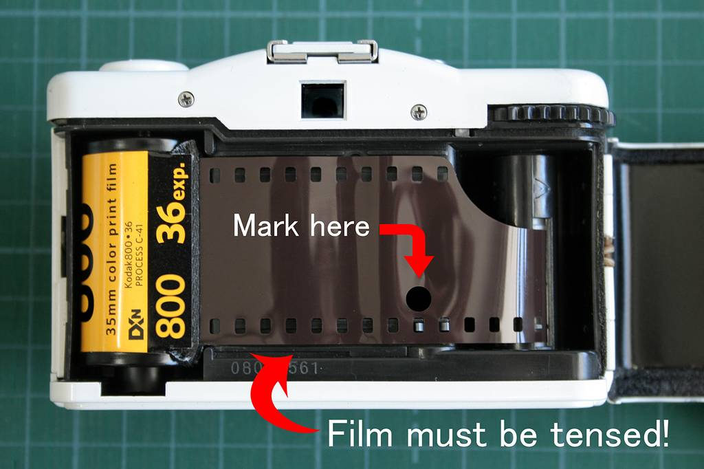 Advanced Tipster: How to Take Symmetrical Images with Exposing Both Sides of the Film (EBS)