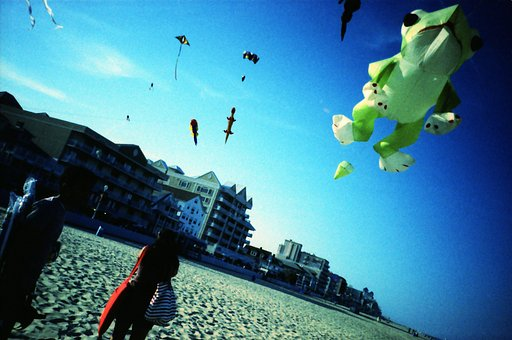 Ocean City, MA: A Good Place to Jump Out of a Plane