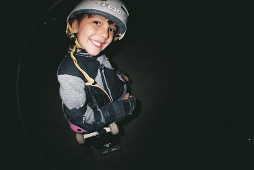 Lomography and Skateistan: Analogue love for Afghanistan's first skate school