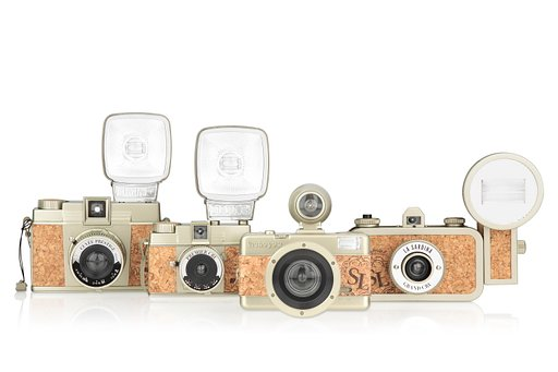 Let's Toast To The New Lomography Sparkling Editions!