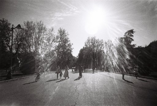 Around the World in Analogue: Madrid, Spain