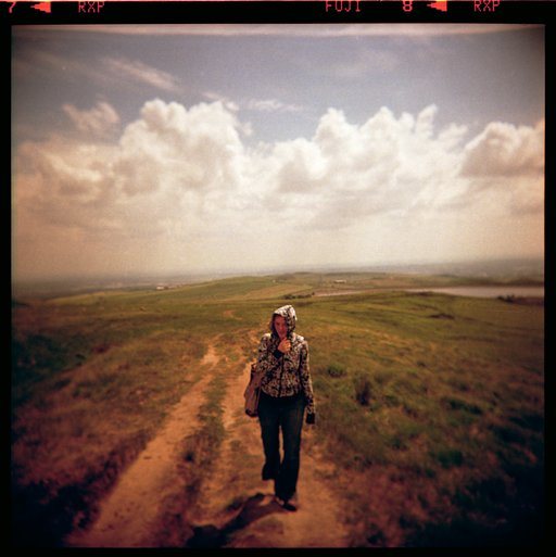 Scout Moor Wind Farm - The Lomography of Power Generation
