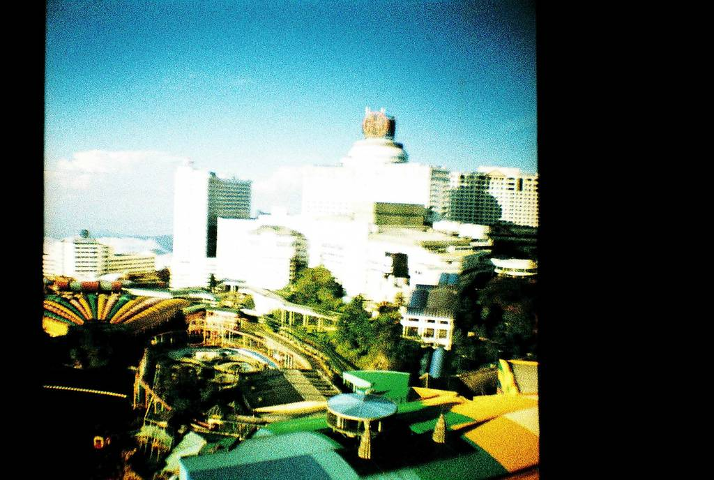 Genting: An Entertainment City on a Hill