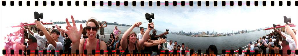 RECAP: Circle Line Spinner 360 Workshop @ Lomography Gallery Store NYC Greenwich Village
