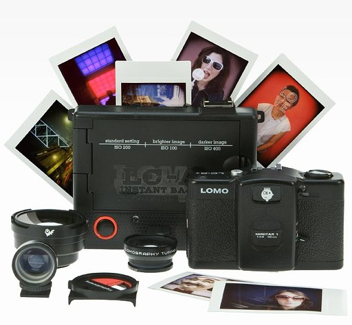 Lomography Recommends + 1 Exclusive Voucher!