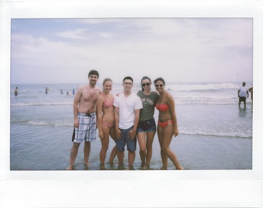 Fun Under the Sun: Instant Birthday Fun with the Instax Wide at Atlantic City, NJ