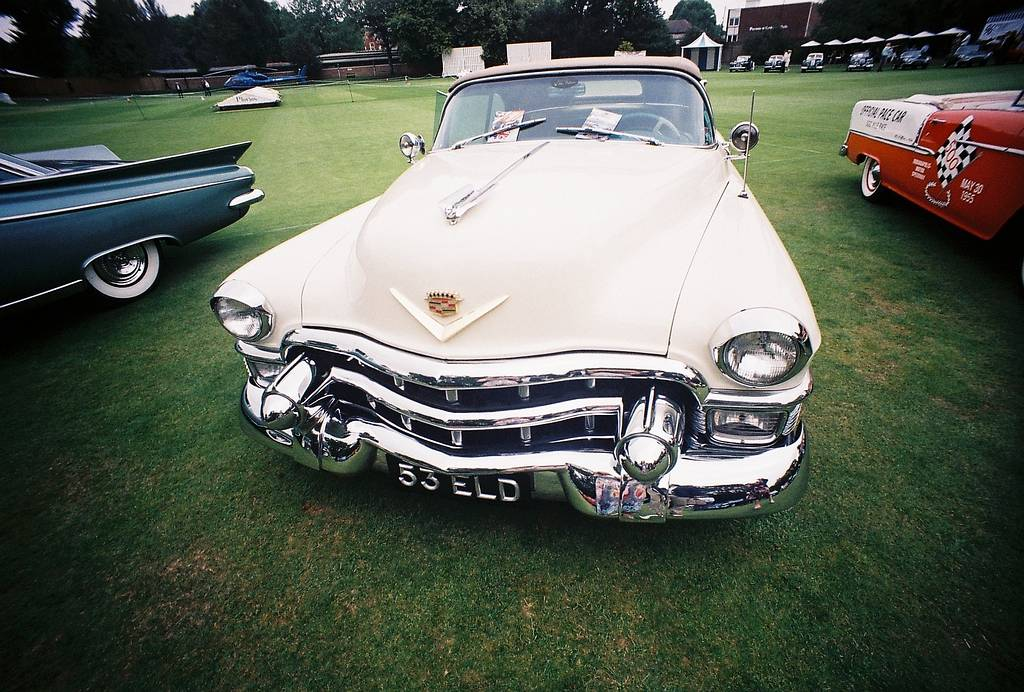 The Hurlingham Club: Carshow and Concours d'elegance