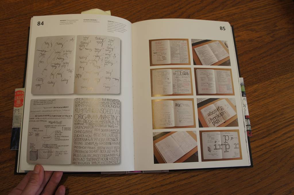 Analogue Approaches to Graphic Design: Analogue Graphic Design in My Bookshelf