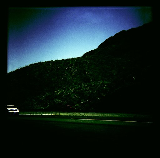 On the Road from California to Florida: El Paso, Texas