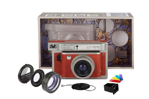 The Lomo'Instant Central Park is Back in Stock!