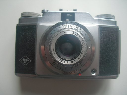 Agfa Silette Pronto: An Old Camera Captured My Heart