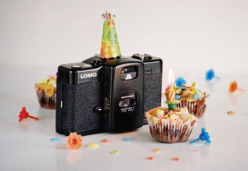 32 Ways to Celebrate with the Lomo LC-A