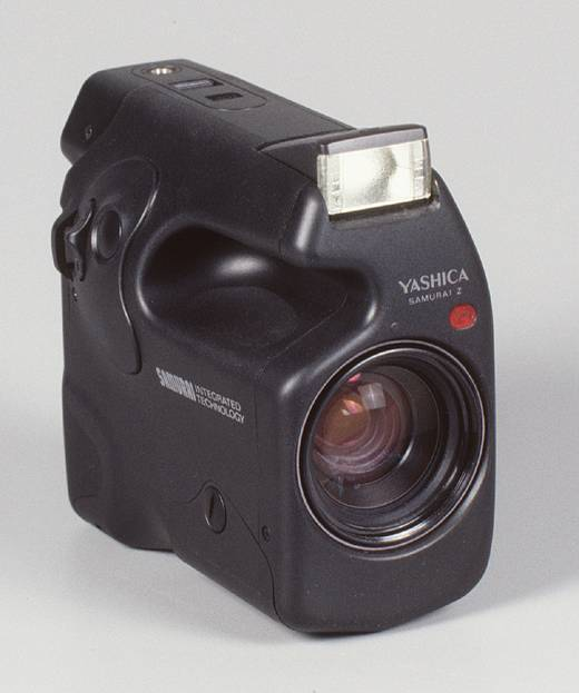 Yashica Samurai Z: Way of the Warrior