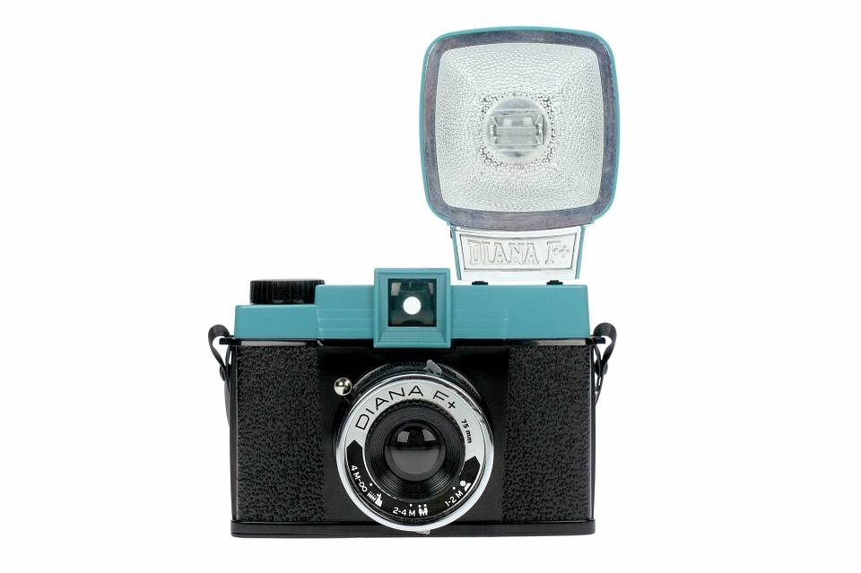 Quickie Tipster: How Not to Lose Your Diana F+ Lens Cap