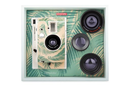 De Lomo'Instant Honolulu Edition!