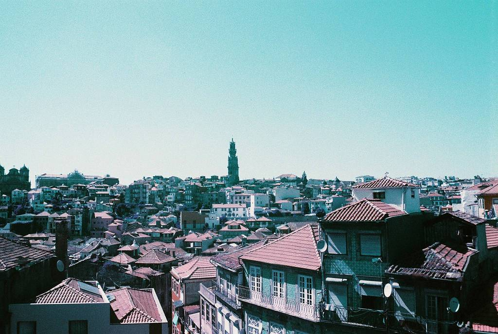 Around the World in Analogue: Oporto, Portugal