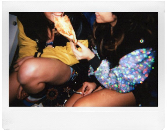 Fun and Carefree with the Lomo'Instant Wide: Paolo Raeli
