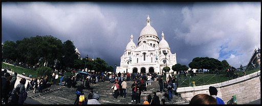The Sacré Coeur at the Heart of Paris