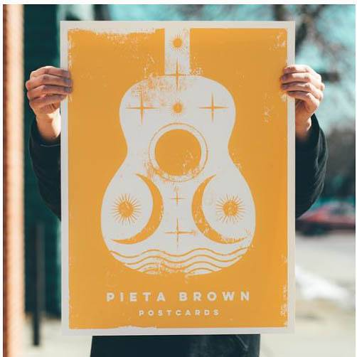 Pieta Brown x Lomography: In The Light of Visual Music