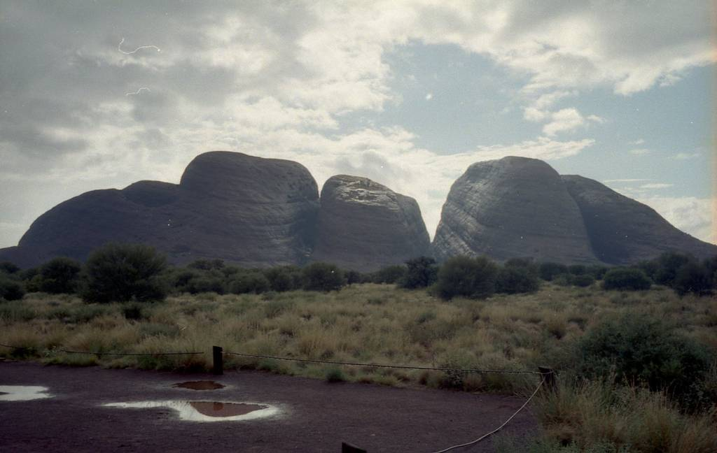 Kata Tjuta: The Other Big Rock in the Land Down Under