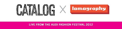 Catalog x Lomography Singapore Brings You to Audi Fashion Festival