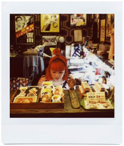 Tattooist Gmaz Tests the Lomo'Instant Square