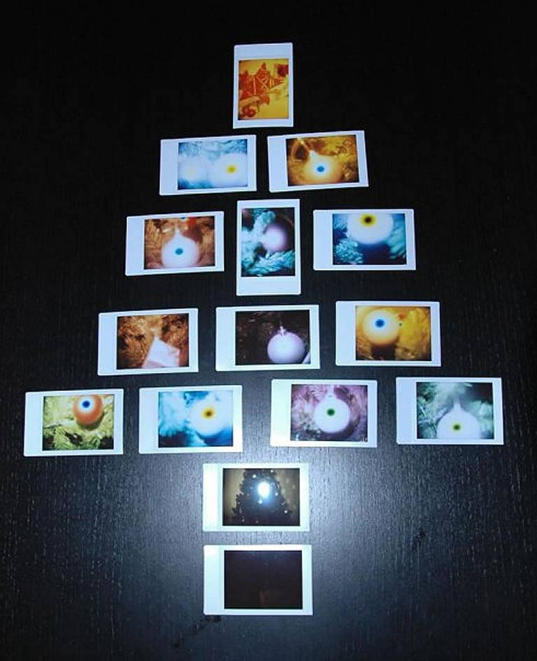 An Early Instant X-Mas Tree