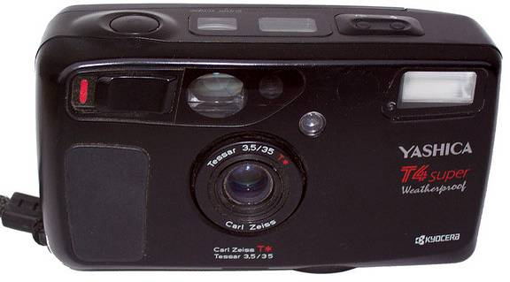 Yashica T4 Super