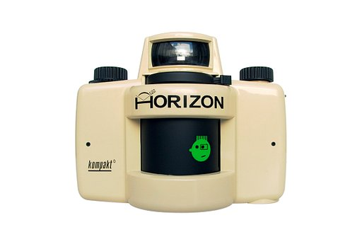 Horizon Kompakt: The Camera Which Opened My Eyes
