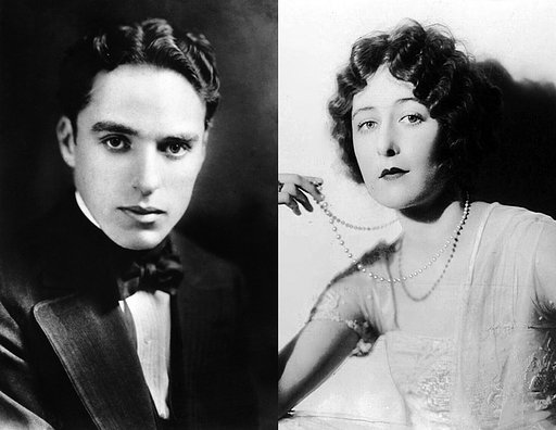Today in History (1918): Charlie Chaplin and Mildred Harris Tie the Knot