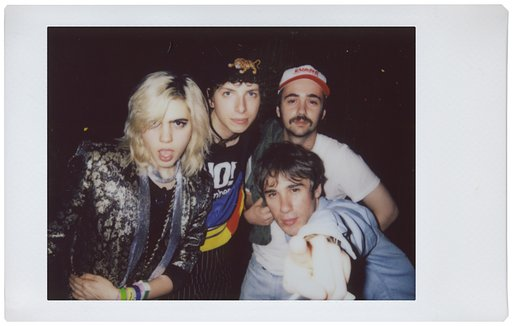 Sunflower Bean Tour Diary and Giveaway