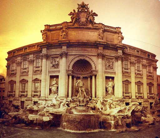 (Requested Location: St. Valentine – Rome) My Roman Holiday!