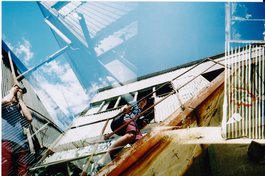 Crazy Overlapped Photos With Your LC-Wide!