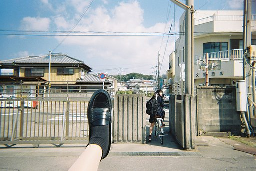 神島高等学校 × Simple Use Film Camera
