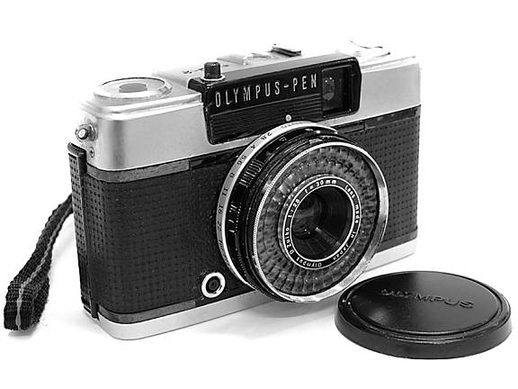 Olympus Pen EES-2 - Staff Review