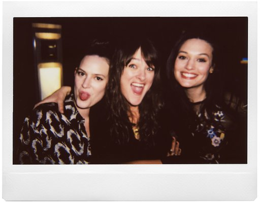 The Staves: On Tour with the Lomo'Instant Wide