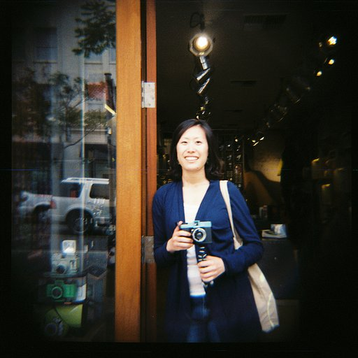 Photos From the LomoJourney Through Santa Monica