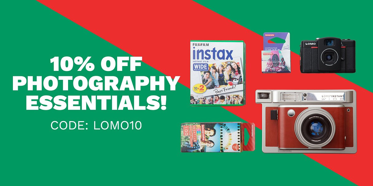 Save 10% on Tons of Fantastic Photography Essentials!