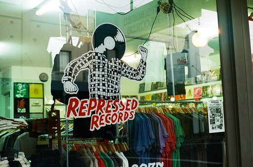 Vinyl Havens: Repressed Records, Newtown