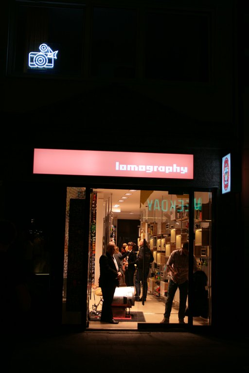 Opening of the Lomography Gallery Store Cologne