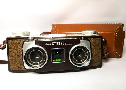 Creating Moving Portraits with the Kodak Stereo Camera
