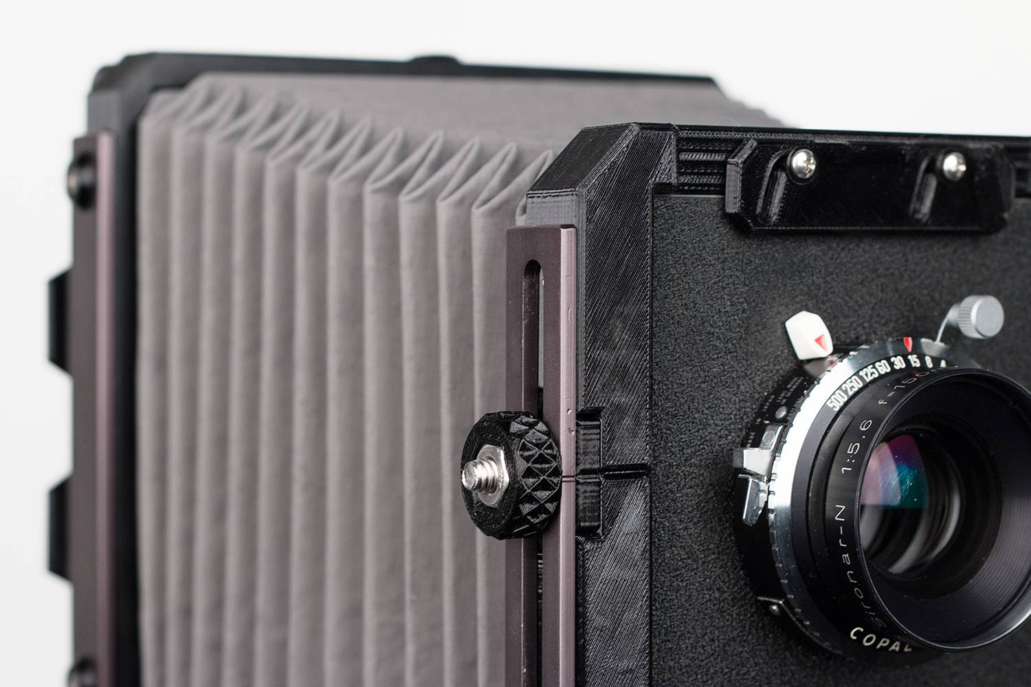 The Standard 4x5: A Do-It-Yourself Large Format Camera · Lomography