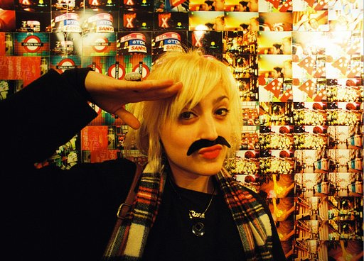 How it Went Down at the Movember Mo-down! @ Lomography Gallery Store Soho
