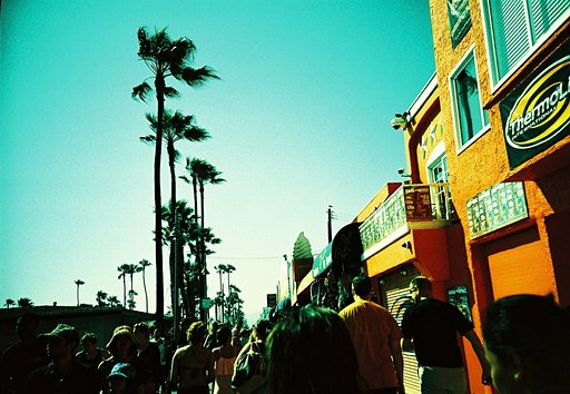 Summer Hot Spots: Eternal Summer in Venice Beach