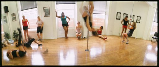 Pole Dancing in London