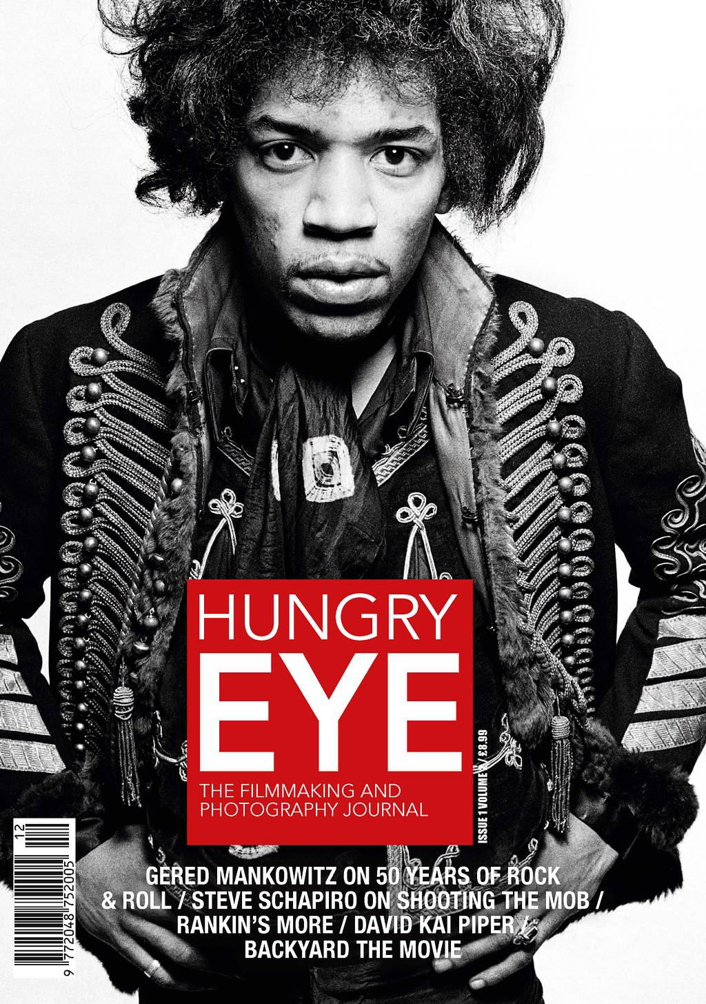 Win a Year's Subscription to Hungry Eye Magazine