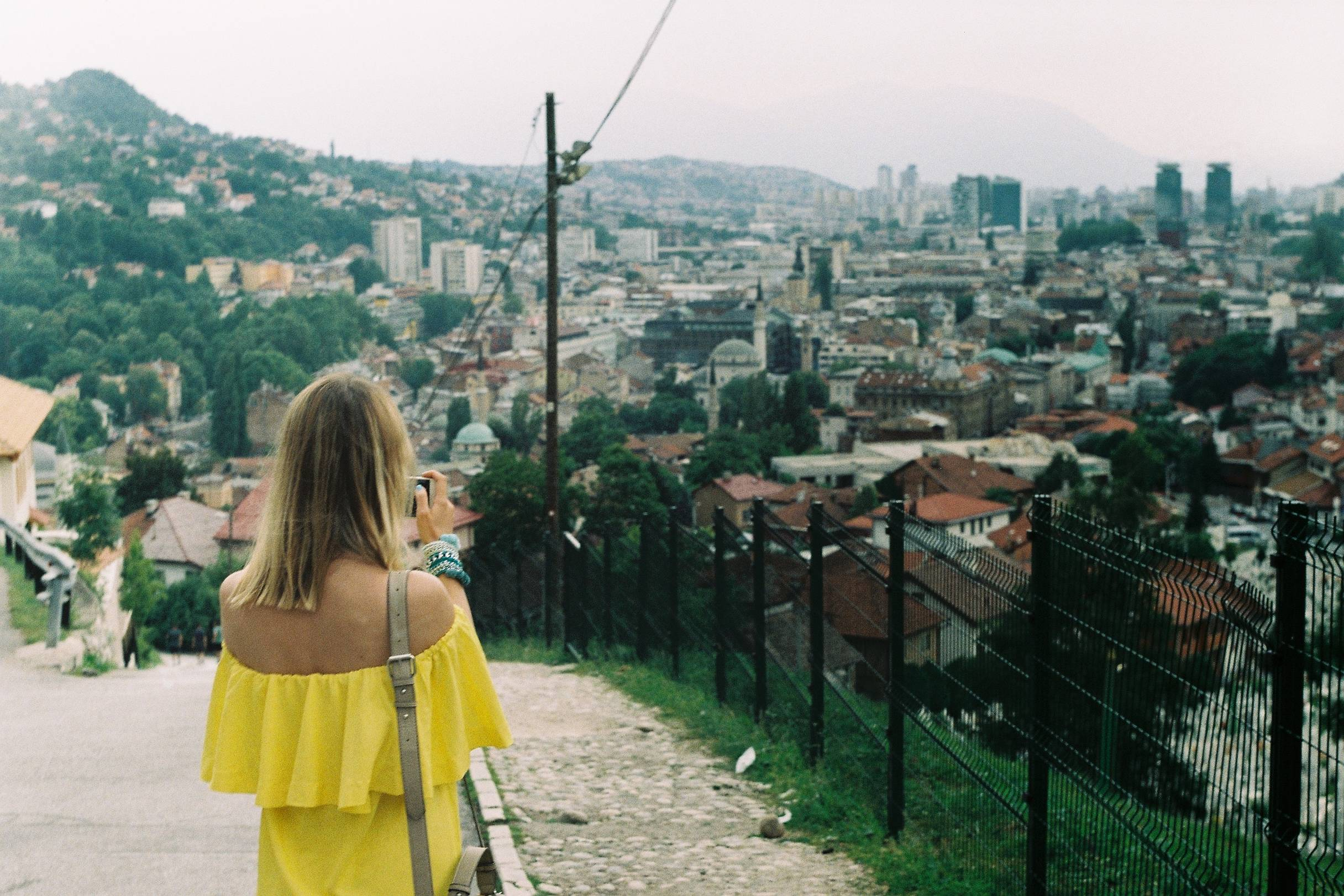 Around The World In Analogue Sarajevo Bosnia And Lomography