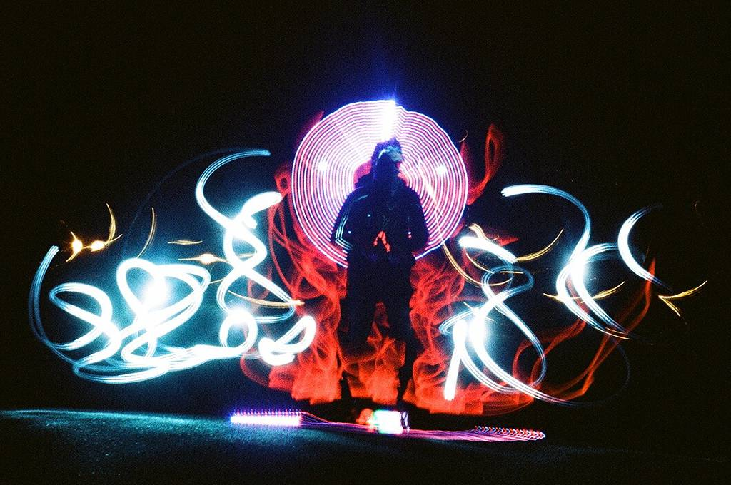 A Quick Guide to Light Painting