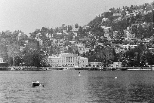 Fuji Neopan 400: A Film Easy to Print